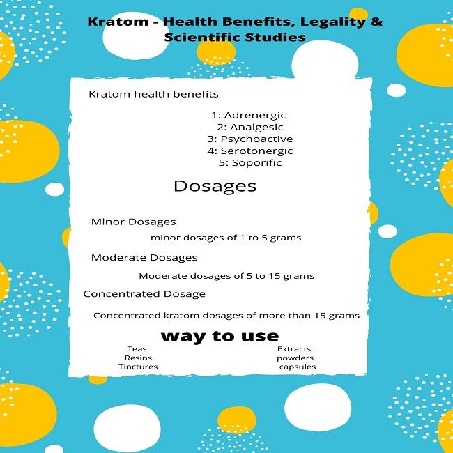 Kratom - Health Benefits