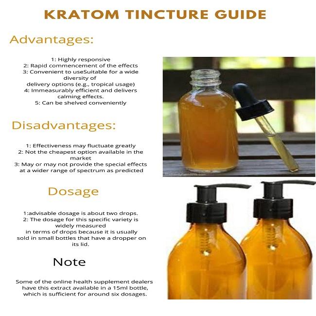 Kratom Tincture