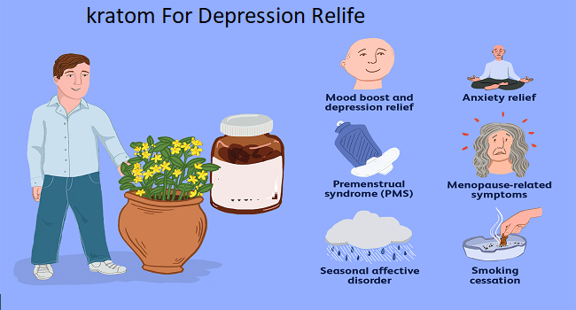 For Depression Relief