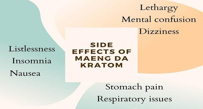Side effects of maeng da