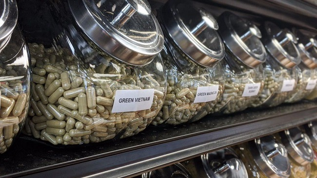 best way to store kratom