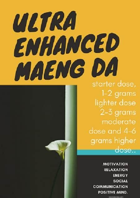 Ultra Enhanced Maeng Da Effects