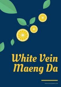 White Vein Maeng Da