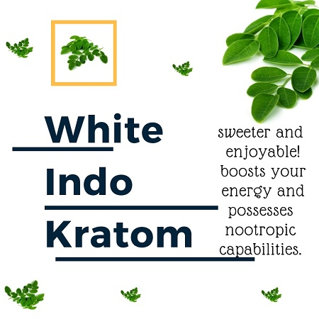 Benefits of White Indo Kratom