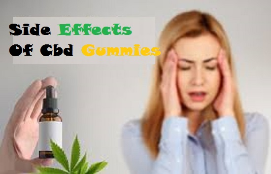 Side Effects Of Cbd Gummies