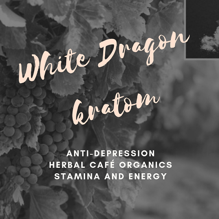 White Dragon kratom benefits