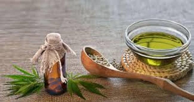 CBD Oil And Hemp Seeds