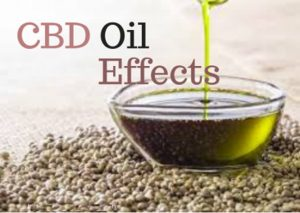 CBD oil Effect