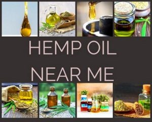 Near Me Hemp Oil