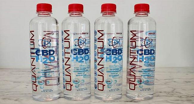 Quantum CBD H2O
