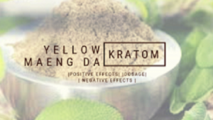 Yellow Maeng Da Kratom