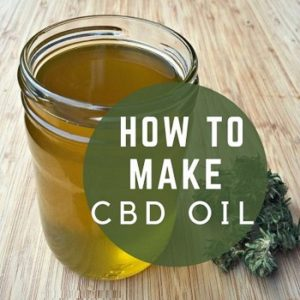 Make CBD Oil