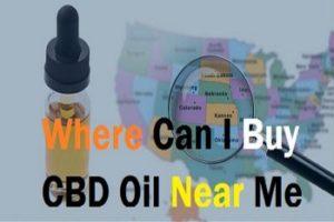 Buy CBD Oil Near Me