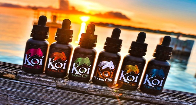 koi-cbd Product