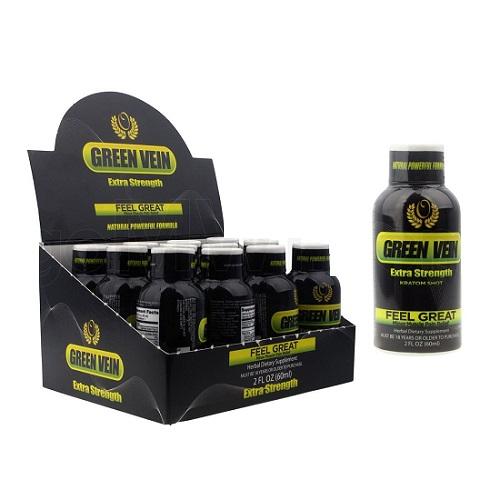 Green Vein Shot