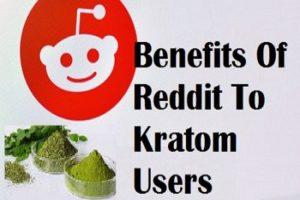 Kratom Reddit