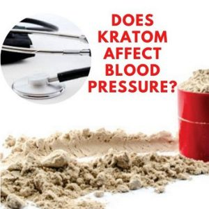 Kratom for Blood Pressure